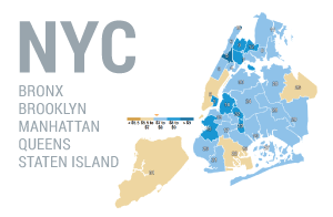 nyc school spending map