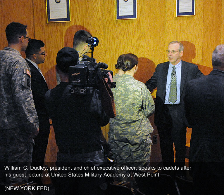 Remarks at United States Military Academy at West Point, West Point, New York