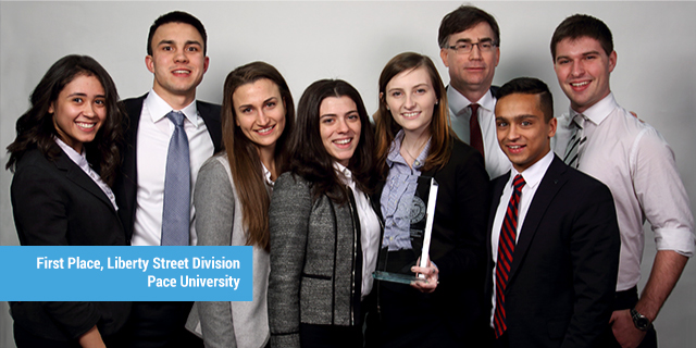2014 College Fed Challenge Winner at Nationals