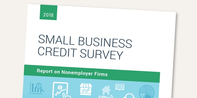 Report on Nonemployer Small Businesses