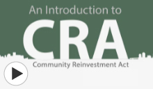 What is the Community Reinvestment Act?