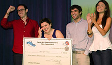 Puerto Rico Financial Awareness Video Competition winners