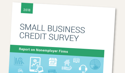 Report on Nonemployer Firms Based on 2017 Small Business Credit Survey