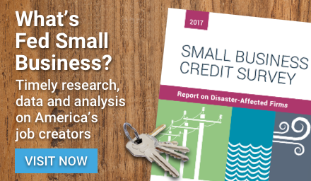 What's Fed Small Business? Timely research, data and analysis on America's job creators