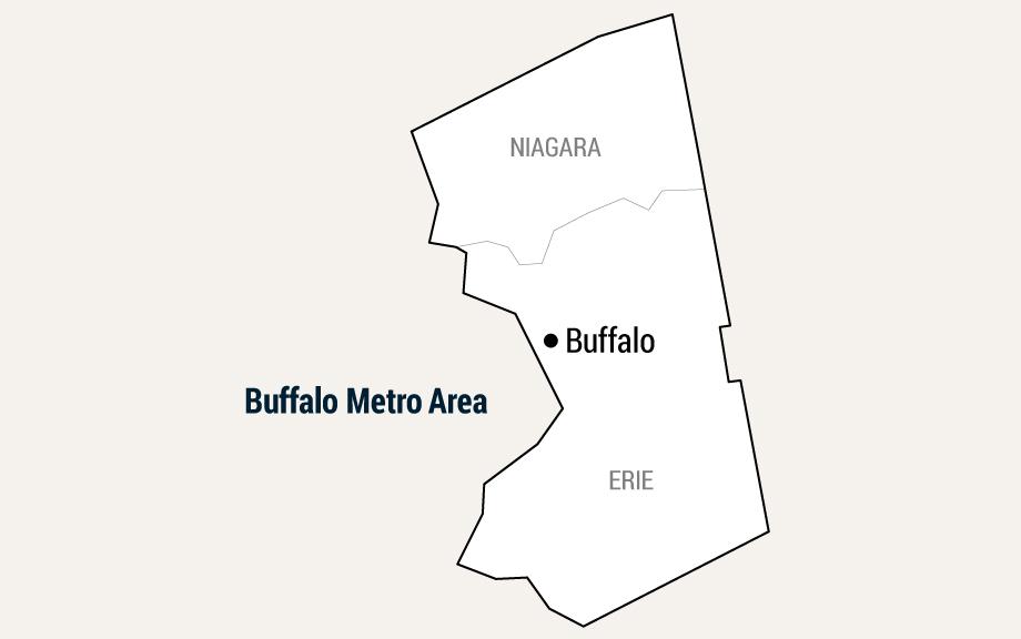 Buffalo Subway Map.Buffalo Metro Area Federal Reserve Bank Of New York