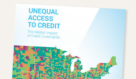 Unequal Access to Credit