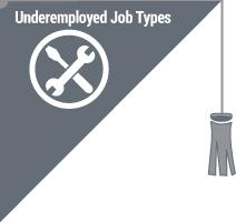 Underemployed Economics The Labor Market for R...