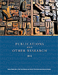 Publications and Other Research