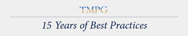 TMPG 10th Anniversary Graphic